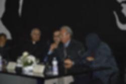 Roberto Mistretta con Giuseppe Carini