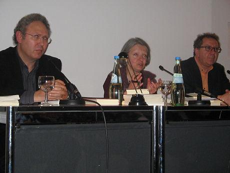 Roberto Mistretta e Santo PIazzese a Bonn
