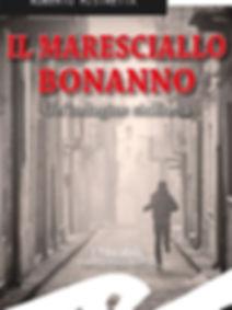Libro di Roberro Mistretta  Il maresciallo Bonanno