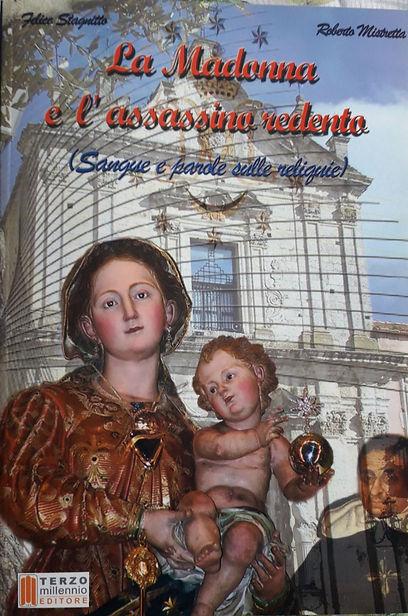 Libro di Roberro Mistretta sulla Madonna dei Miracolidi Mussomeli