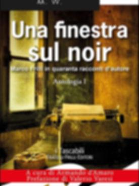 Antologia con racconto di Roberto Mistretta Il marranzano d'argento