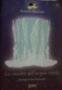 Libro di Roberto Mistretta La cascata dell'acqua ribelle