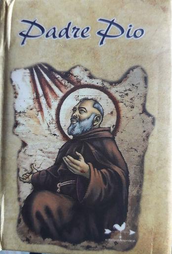 Libro Padre Pio di Roberto Mistretta