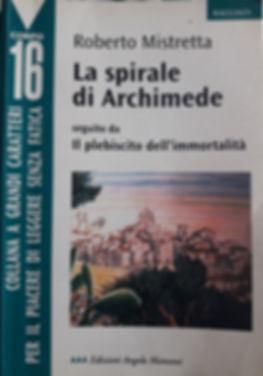 La spirale di Archimede di Roberto Mistrett