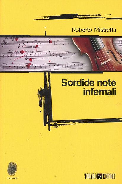 Noir Sordine note infernali di Roberto Mistretta