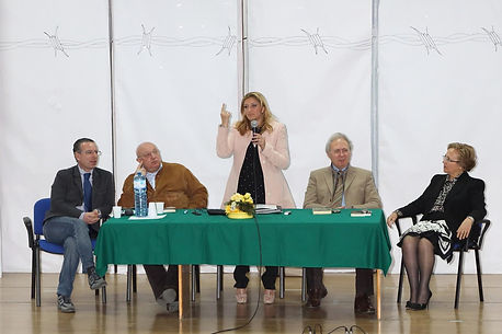 Roberto Mistretta incontro con Sonia Alfano