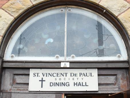 St. Vincent de Paul Does It All