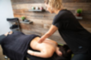 Deep Tisse Massage Hackney