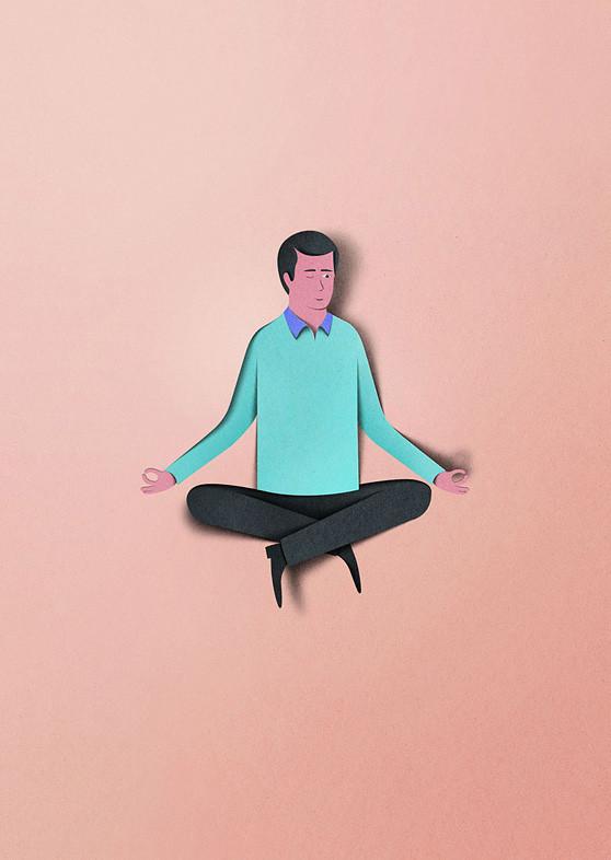 Meditation biopsychosocial