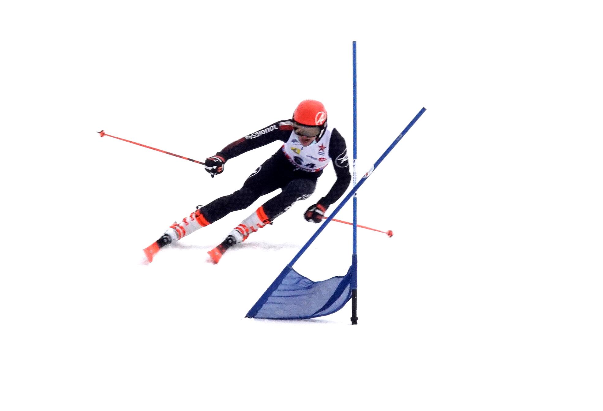 Flèche_USB_ski_Chabanon_27_février_2021_