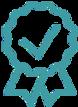 icone de qualidade garantida das janelas pvc
