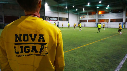 Nova Liga Indoor (Futebol 5) - CAPA