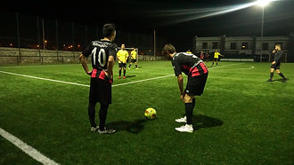 Inscrições Futebol 7