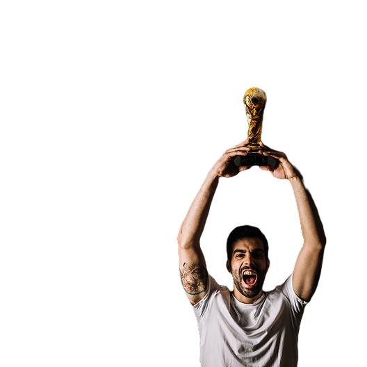 man-with-fifa-trophy-celebrating-victory