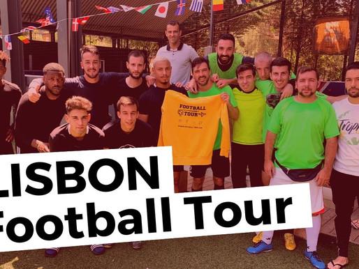 Football Tour in Lisbon