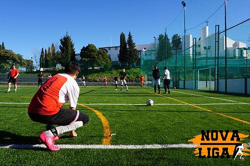 Nova Liga Futebol 7 Internacional B -CAPA