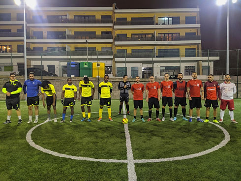 Nova Liga Cascais (Futebol 5) - CAPA
