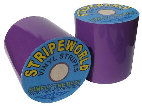 Purple Vinyl Stripe
