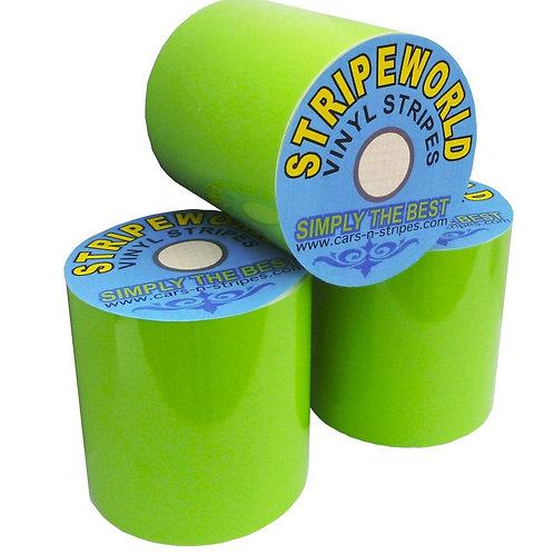 Light Green Vinyl Stripe
