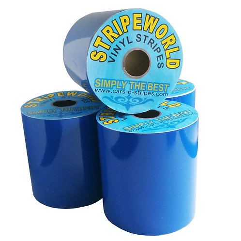 Royal Blue Vinyl Stripe
