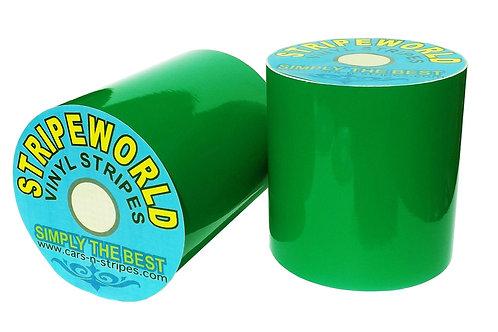 Green Vinyl Stripe