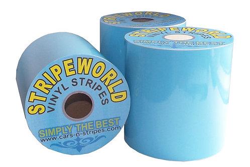 Light Blue Vinyl Stripe