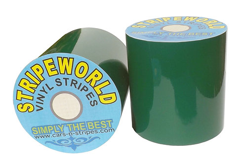 Dark Green Vinyl Stripe