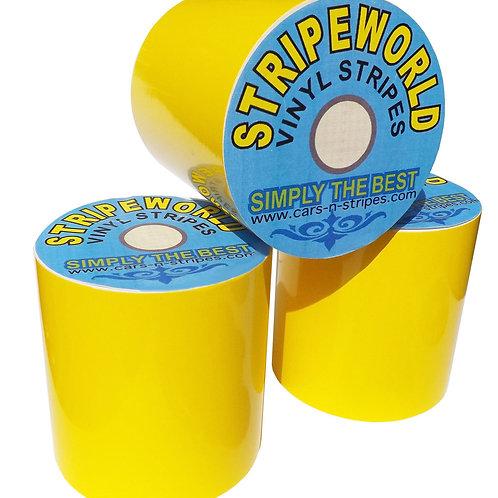 Yellow Vinyl Stripe