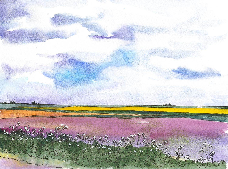 Fenland Sky - Art & Soul