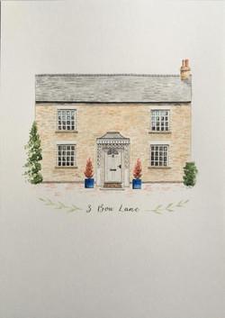 House Illustrations - Art & Soul