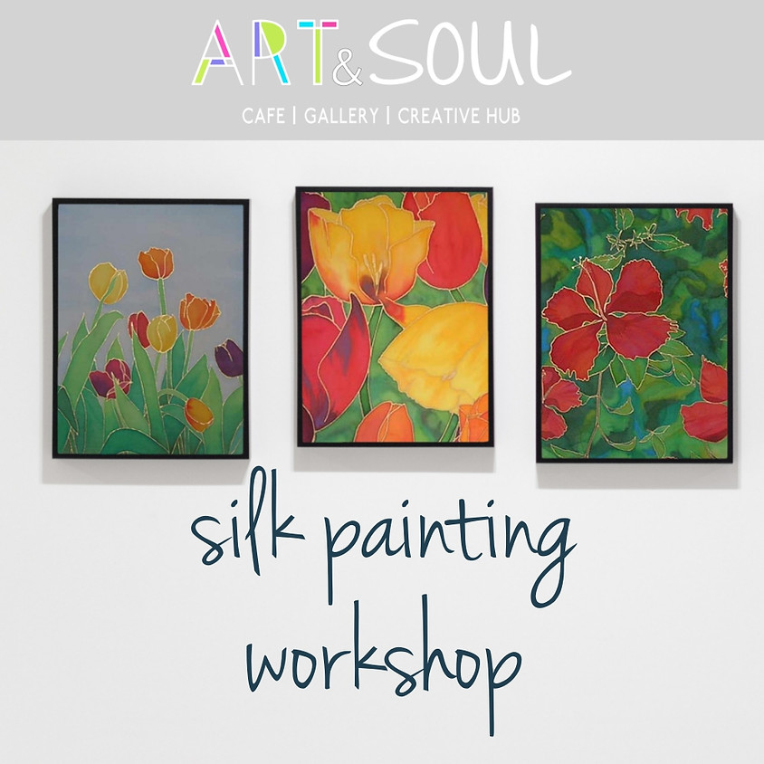Silk Painting for beginners (1)