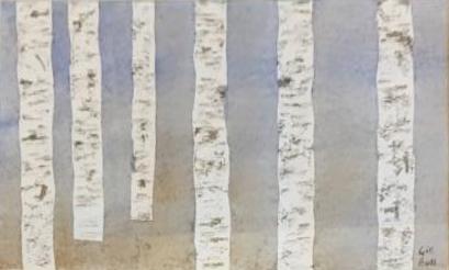 Silver Birches - Art & Soul