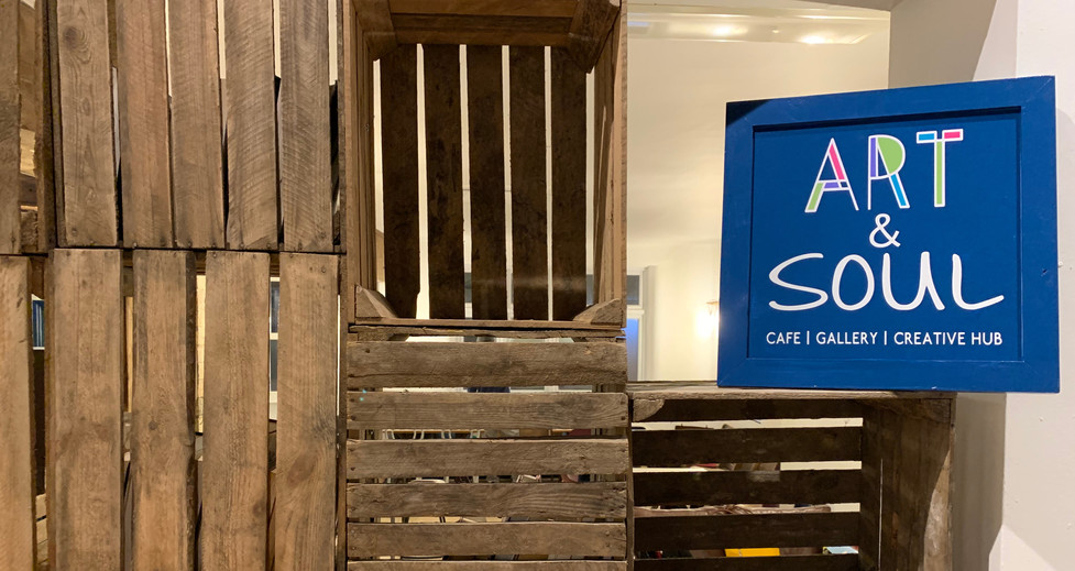 Art & Soul Cafe Gallery Creative Hub St