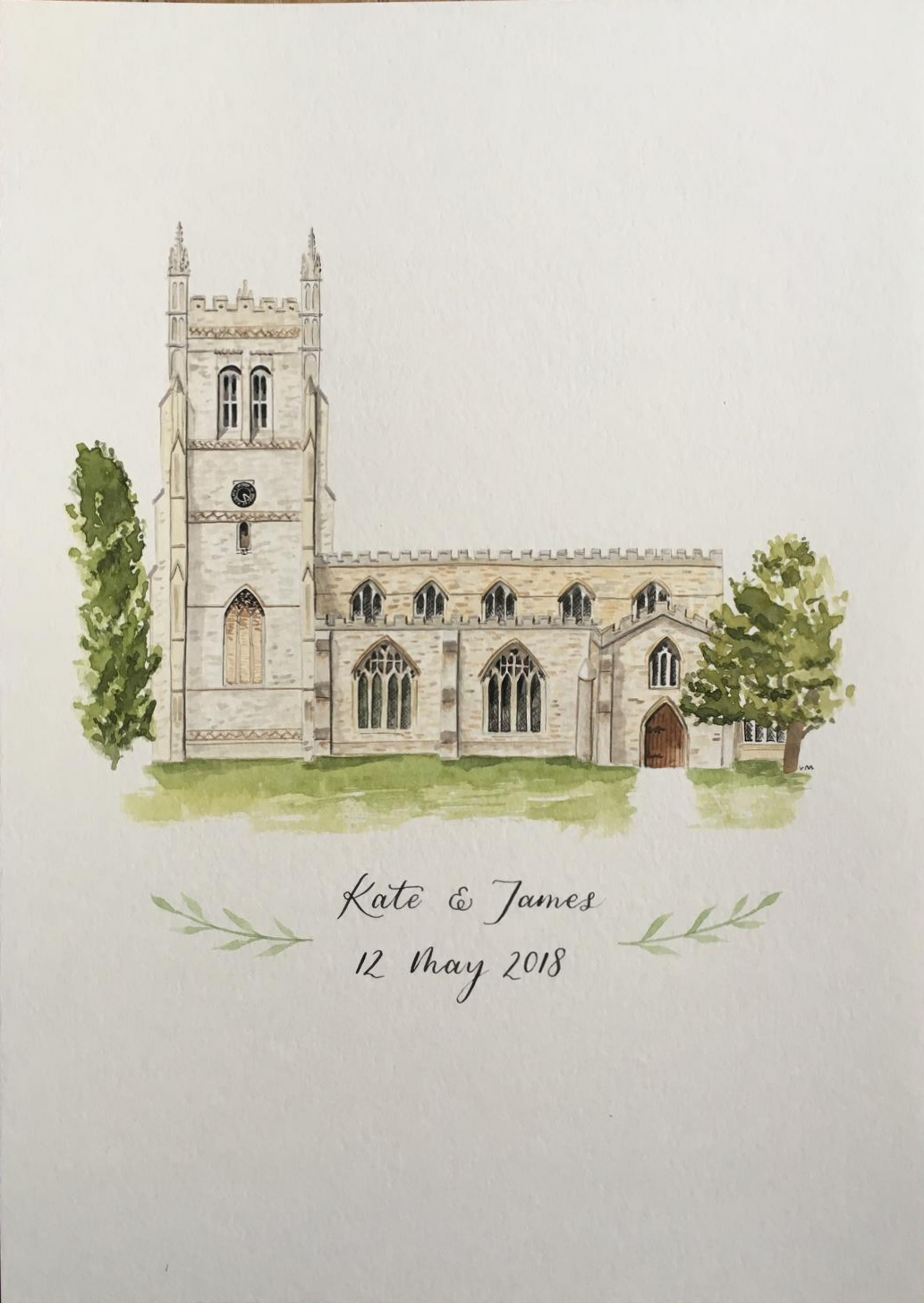Wedding Illustrations - Art & Soul