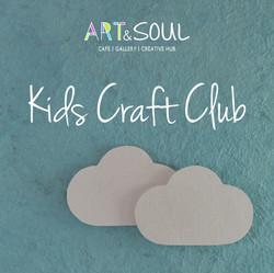 Kids Craft Club - Art & Soul