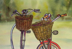 Love Bikes - Art & Soul