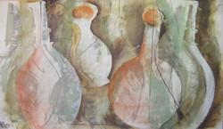 Chalky pots - Art & Soul