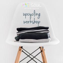 upcycling workshop - Art & Soul