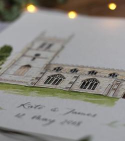 Wedding Illustrations - Art & Soul