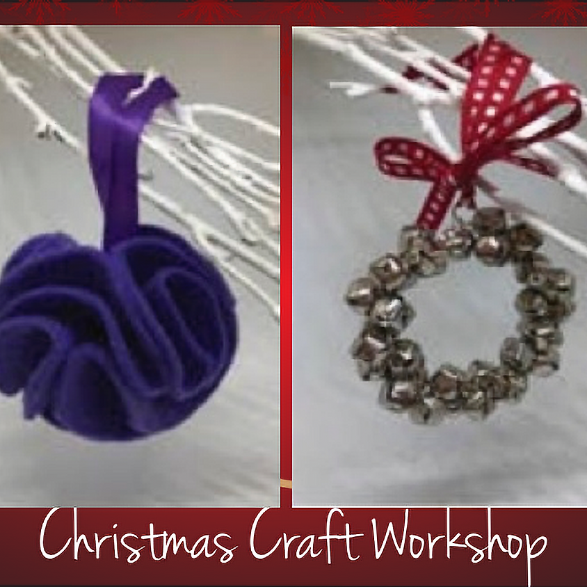 Make your own Felt and Jingle Bells Christmas Bauble