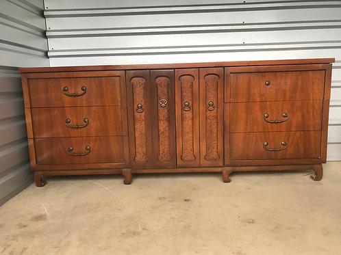 Mid Century Triple Dresser