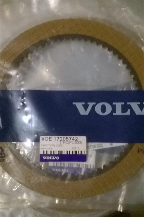 Фрикционный диск VOE 17205742