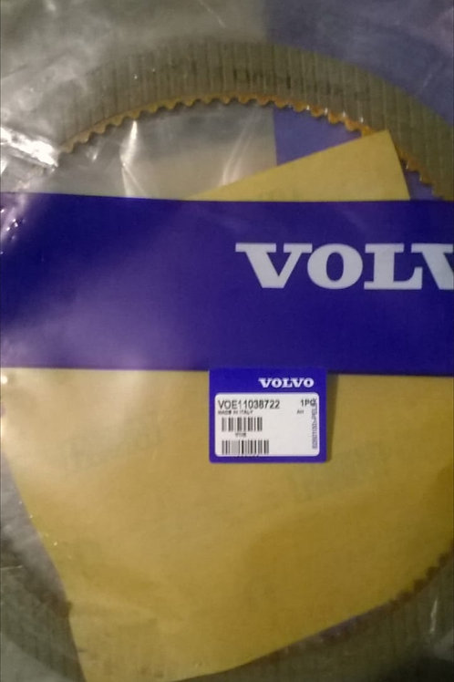 Фрикционный диск VOE 11038722