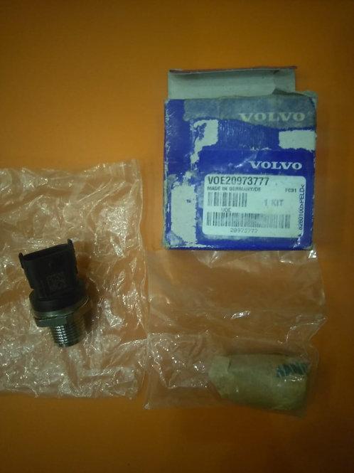 Рем.комплект топливной рампы (датчик давления и клапан) VOE20973777
