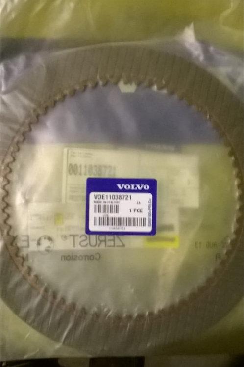 Фрикционный диск VOE 11038721