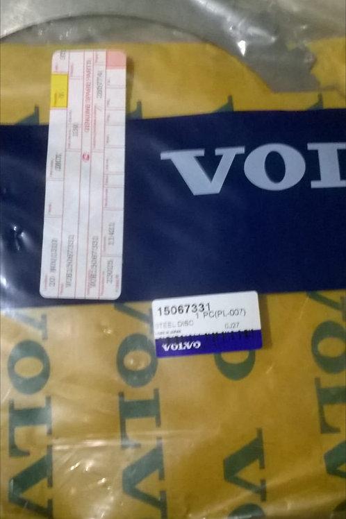 Стальной диск VOE 15067331
