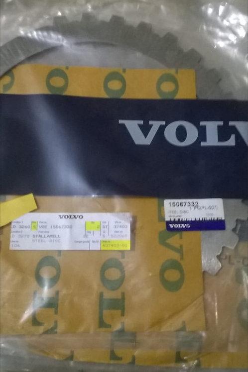 Стальной диск VOE 15067332