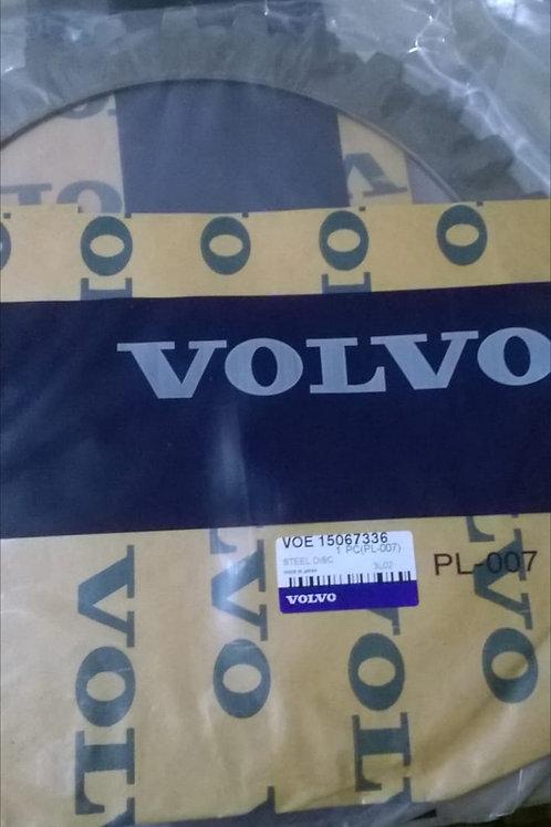 Стальной диск VOE 15067336