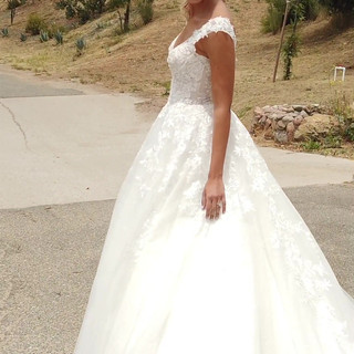 Timeless wedding dresses