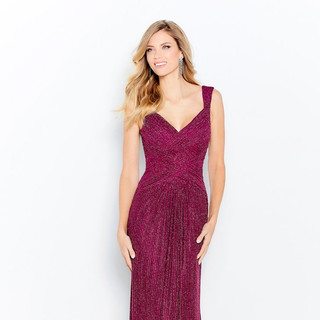 Berry colored mothers dresses